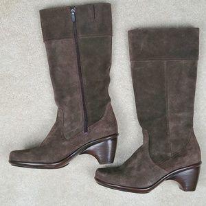 "Dansko ""Risa"" tall suede boots"
